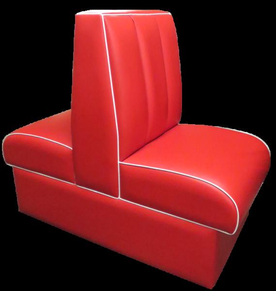 BU0502-36 – 50's Style 2 Seat Double