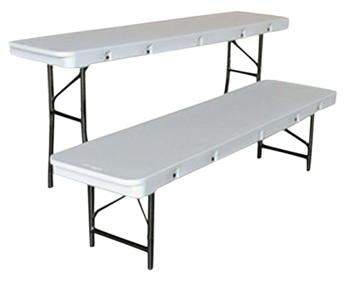 VS64 – Commercialite Folding Resin Bench