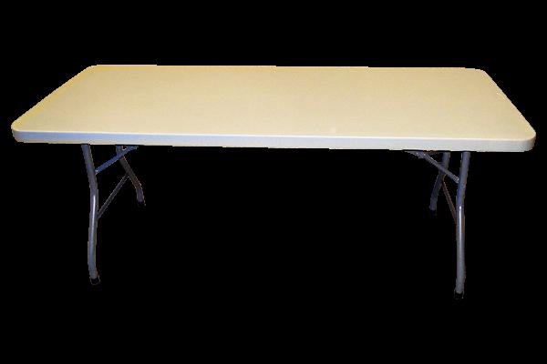 Import Blow Molded Folding Table VS70