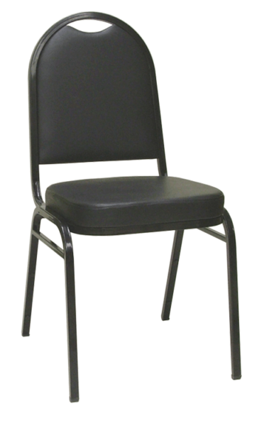 FS44 – Import Round Back Stacking Chair