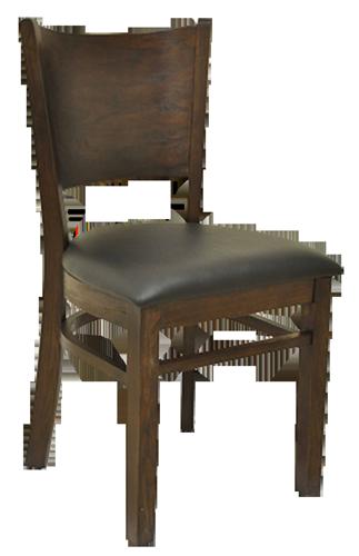 FD577 – Import Veneer Back Wood Chair