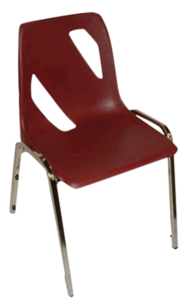 Molded Plastic Chair FS91