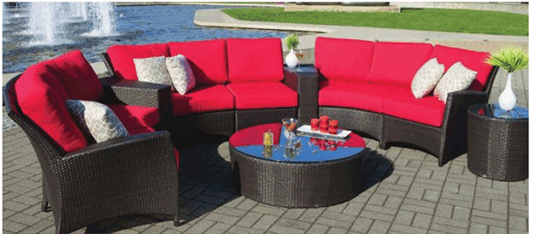 Palm Harbour Sectional