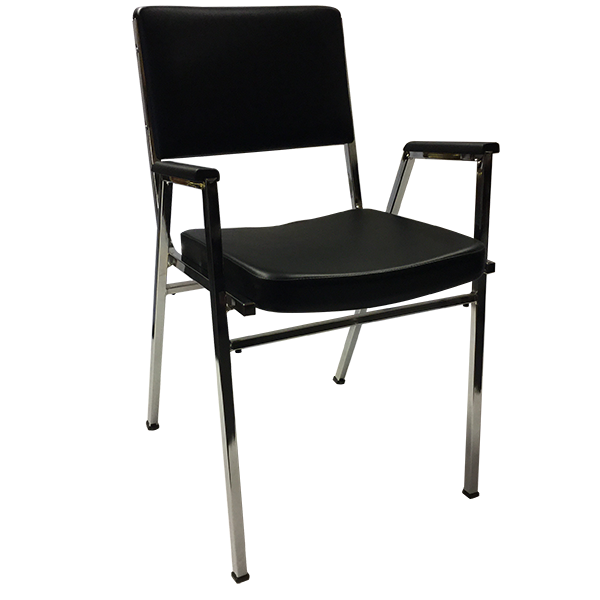 FS11 Deluxe – Stacking Arm Chair