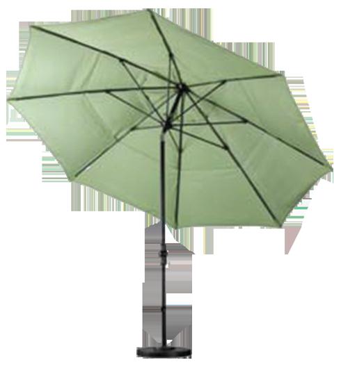 Cora Market Rumbrella Fiberglass