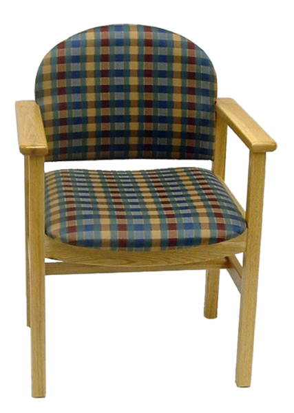 LH19 – Low Back Hospital Chair
