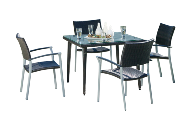 New Roma Dining Set