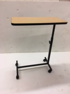 OB40-OVERBED TABLE