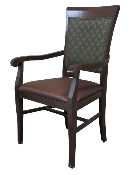 Remy Wood Arm Chair FD245