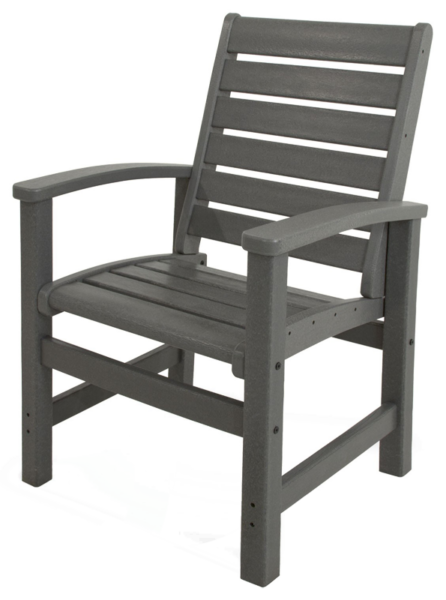 1910 – Resin Dining Arm Chair