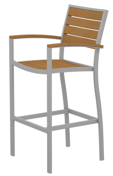 A202 – Euro Bar Arm Chair