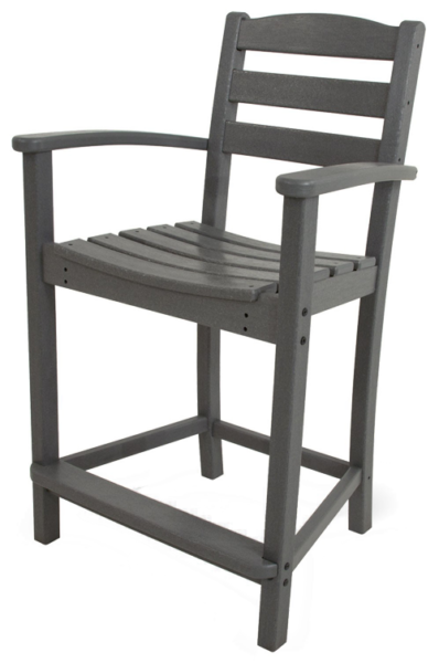 TD201 – Resin Arm Chair