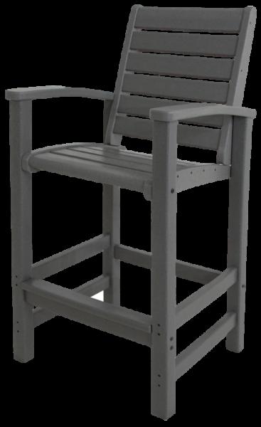 Resin Bar Arm Chair 1912