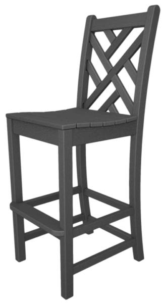 CDD102 – Resin Bar Stool