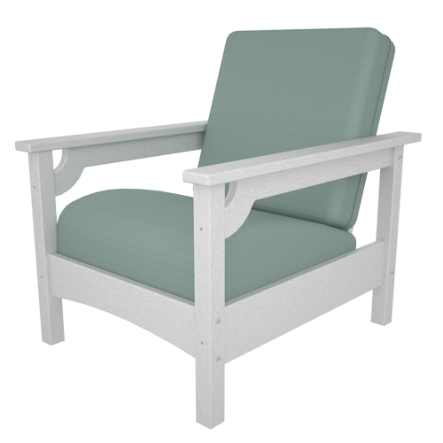 CLC23 – Resin Cushion Club Chair