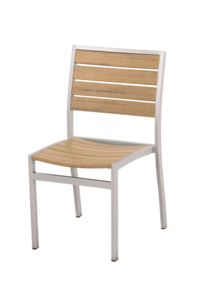 A100 – Resin Dining Stacking Side Chair