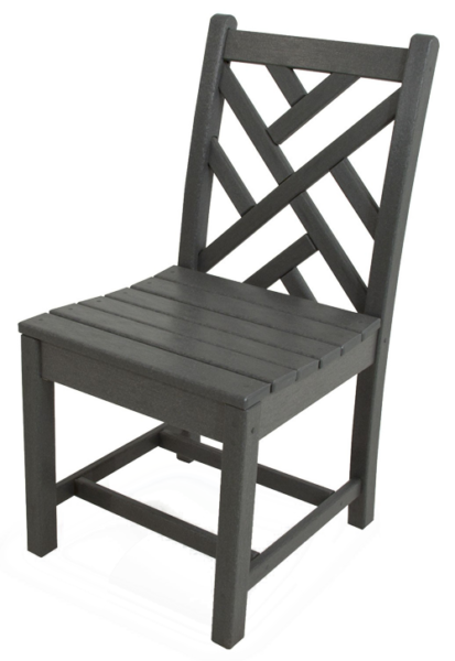 CDD100 – Resin Side Chair