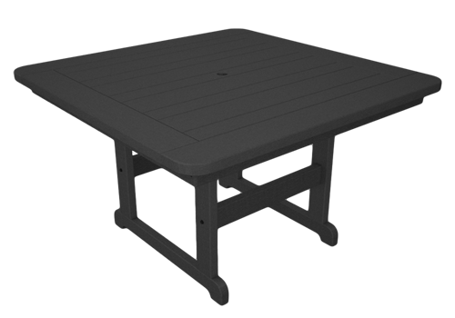 Resin Square Table PST48