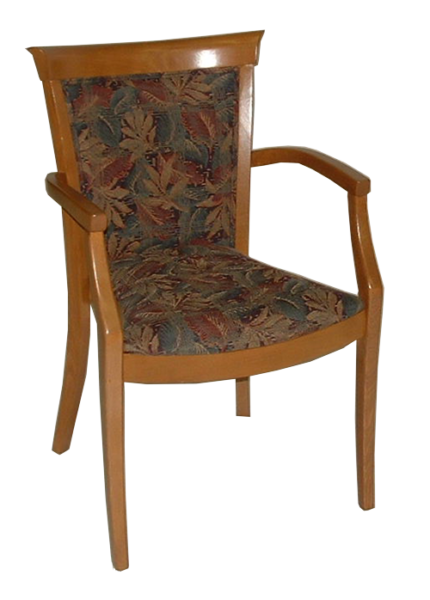 Stacking Beech Wood Dining Chair LH605