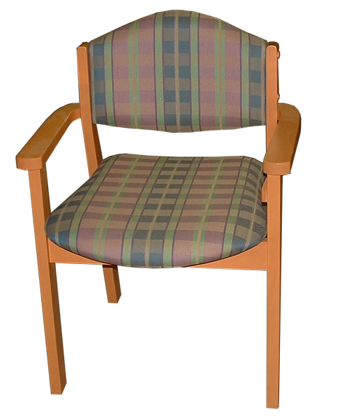 Stacking Health Care Chair - Low Back FD350