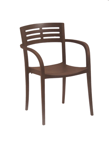 Vogue Stacking Arm Chair