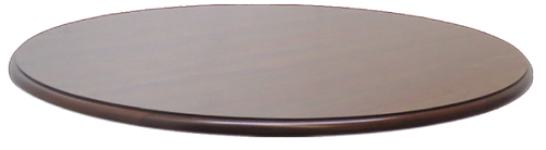 RW34 – Wood Border Round Top